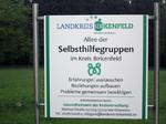 Baumpflanzung auf der Wildenburg